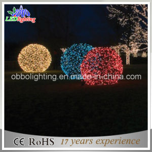 Colourful Christmas Balls Lights 3D Motif Christmas Lights pictures & photos