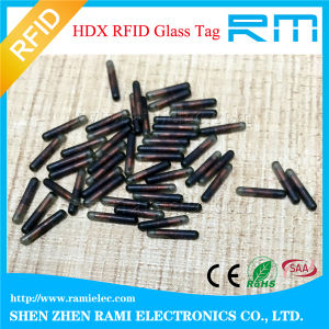 134.2kHz RFID NFC Microchip/Capsule/Glass Tag for Animal Identification pictures & photos