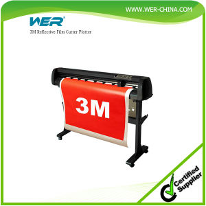 Great Quality 3m Reflective Film Cutter Plotter pictures & photos