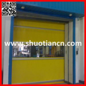 High Performance High Speed Roller Shutter Door for Industrial pictures & photos