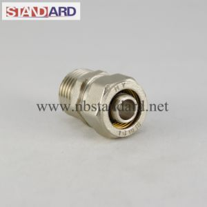 Male Thread Compression Fitting for Pex Pipe