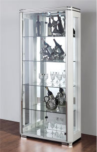 Wine Cabinet and Wine Display Cabinet for Home pictures & photos