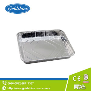 Healthy Food Packing Aluminium Material Takeaway Foil Containers pictures & photos