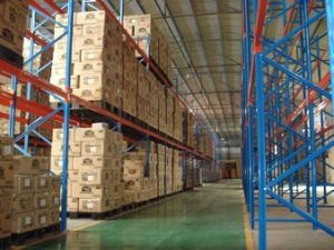 Steel Heavy Duty Metal Storage Warehouse Pallet Rack pictures & photos