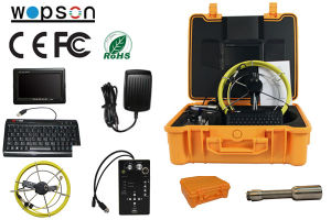 Mini Video Camera for Sewer Inspection Underground Monitoring pictures & photos
