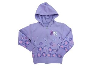 Popular Girl Coat, French Terry Baby Clothes (SGC020) pictures & photos