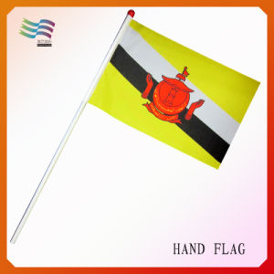 12X18in Same Image Both Side Hand Flag pictures & photos