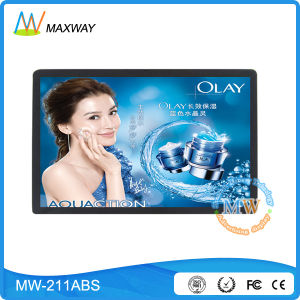 21.5 Inch Wall Mounted Indoor LCD Advertising Display Screen (MW-211ABS) pictures & photos