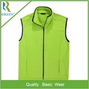 Jacket Without Sleeve for Men, Sleeveless Winter Jacket