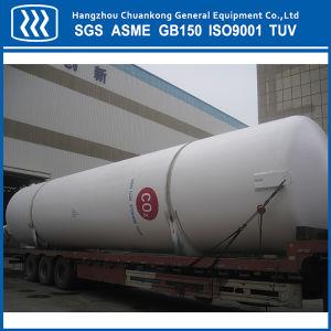 50m3 Low Temperature Oxygen Storage Tank Cryogenic Liquid Tank pictures & photos