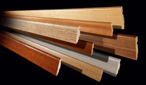 Natural Best Wooden Skirting Board in Foshan