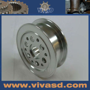 High Precision Customized CNC Machined Alloy Aluminium Wheel pictures & photos