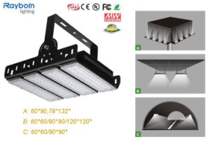 Most Powerful 100W 150W 200W Industrial Dimmable LED Flood Light pictures & photos