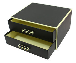 Eco-Friendly High Quality White Drawer Boxes for Gifts pictures & photos