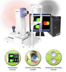 Medical Eyes Equipments Corneal Topographer (SW-6000) pictures & photos