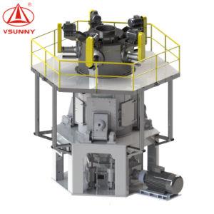 Ultrafine Vertical Grinding Mills