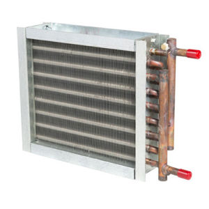 USA Market Copper Air to Water Heat Exchanger pictures & photos