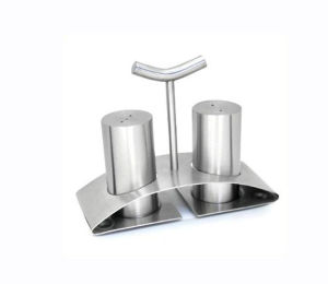 New Design OEM Stainless Salt Pepper Shaker pictures & photos