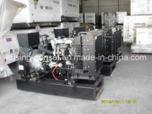 31.25kVA-187.5kVA Diesel Open Generator/Diesel Frame Generator/Genset/Generation/Generating with Lovol (PERKINS) Engine (PK30400) pictures & photos