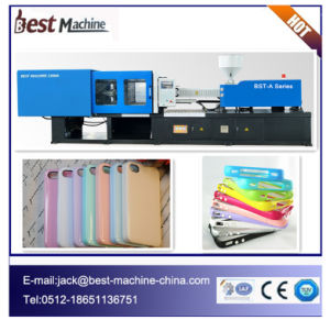 Quality Assurance of Plastic Mobile Phone Case Injection Moulding Machine pictures & photos
