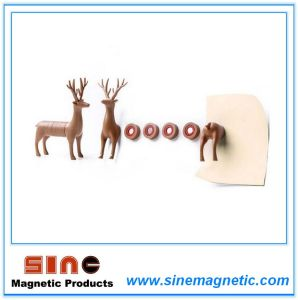 Deer Creative Fridge Magnet Message Stickers & Sticky Note; pictures & photos