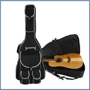 Double Shouder Guitar Gig Bag We Sale pictures & photos