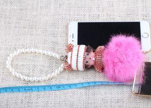 Wholesale Fur POM Poms Accessories/Rabbit Fur Poms/ pictures & photos