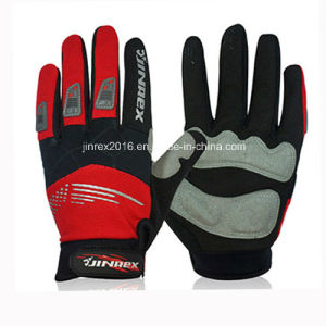 Cycling Full Finger Sports Bike Bicycle Cycle Sports Glove pictures & photos