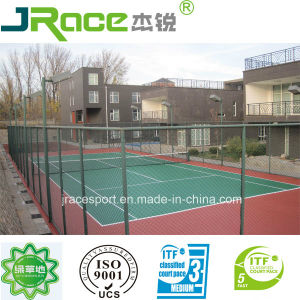 Guangzhou Manufacturer Tennis Sport Floor System with CE pictures & photos