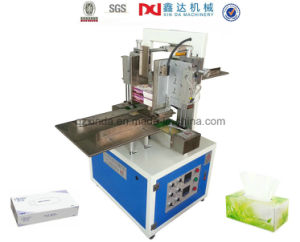 Semi-Automatic Facial Tissue Packaging Machine Price pictures & photos
