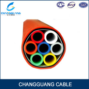 7ways 10/8 Direct Buried Duct Round HDPE Pipe for Fiber Optic Cable
