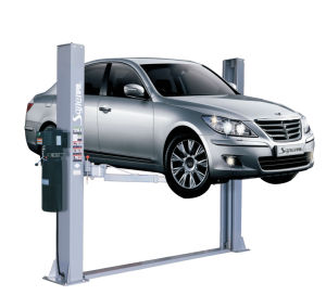 Economic Type Ordinary Two Post Lift, CE Approved