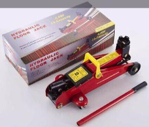CE 4400lb 6.5kg Plastic Box Hydraulic Floor Jack pictures & photos