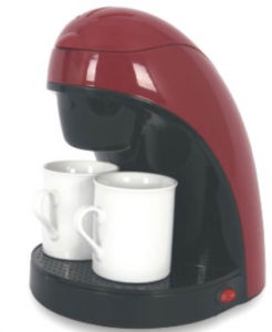 Best Double Cup Drip Coffee Machine pictures & photos
