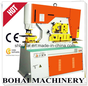 Hydraulic Iron Worker / Punching Machine / Shearing & Cutting (Q35Y-25) pictures & photos