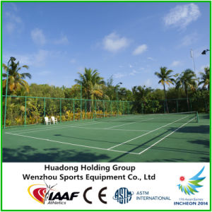 Training Equipment Court Rubber Flooring Synthetic Rubber Flooring Tile pictures & photos