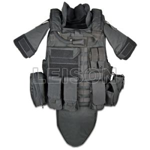Ballistic Vest Tac-Tex Nij Iiia with Quick Release System pictures & photos