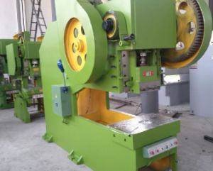 Deep Throat Mechanical Eccentric Power Press (punching machine) J21s-25ton pictures & photos