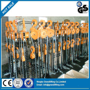 Lifting Manual Chain Hoist Pulley Block pictures & photos