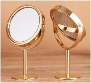 Restyle Wall Mounted Cosmetic Mirror with LED Light