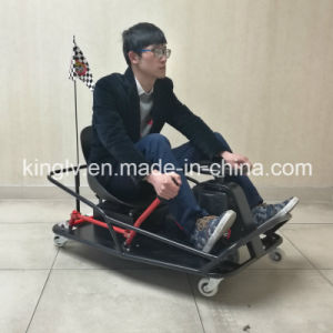 High Quality 500W Electric Soliding Tricycle Adult Trike pictures & photos