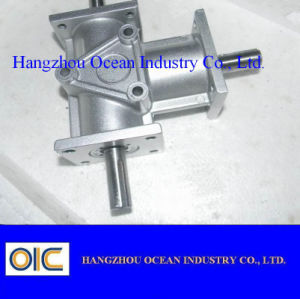 Helical Bevel Gearbox Reducer pictures & photos