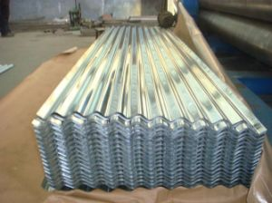 Popular Zinc Coating Corrugated Metal Roofing Sheet in Africa pictures & photos