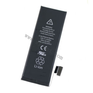 Original New 3.7V Lithium Polymer Mobile Phone Batteries for iPhone 5 pictures & photos