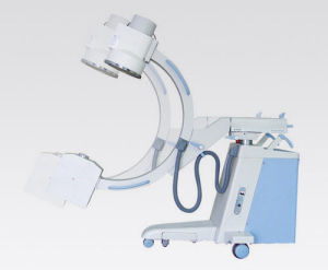 Hx-112b Medical Mobile C Arm X-ray Cr Systems pictures & photos