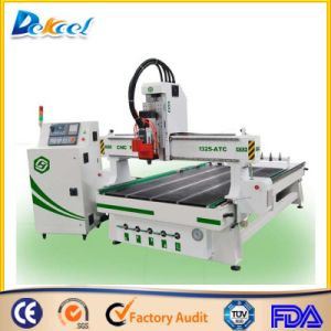 Automatically Changing Tools CNC Wood Engraving Router Machine pictures & photos