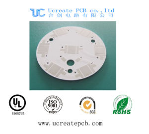 Double-Side Aluminum PCB for LED with High Quality pictures & photos
