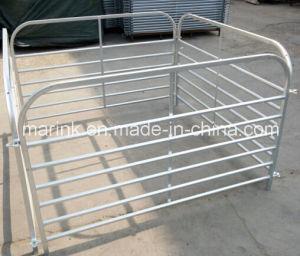 Galvanized 7 Rail Sheep Hurdles/Lambing Hurdles pictures & photos