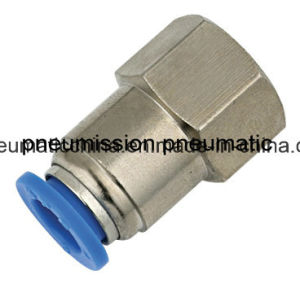 Pneumatic Air Fitting (PCF series) , Push in Fitting, Pneumatic Fitting pictures & photos