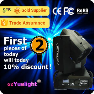 Yuelight Spot Wash Beam CE RoHS Osram 230W Sharpy Light Beam Moving Head pictures & photos